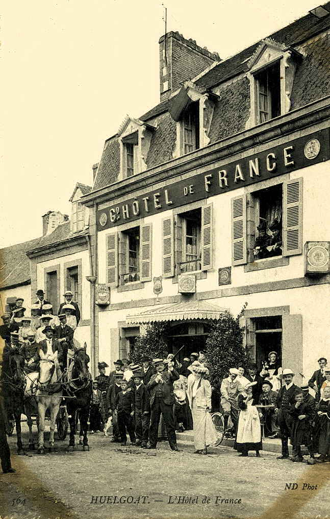 L 39 hotel de france for Liste des hotels en france