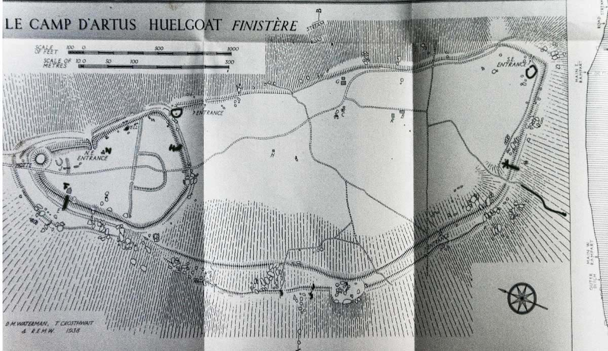 Sir Wheeler,  Hill Forts of Northern France, Londres, 1957.